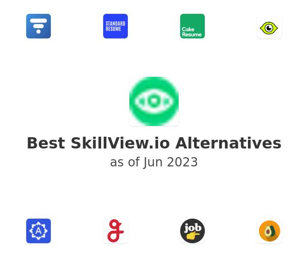 Best SkillView.io Alternatives