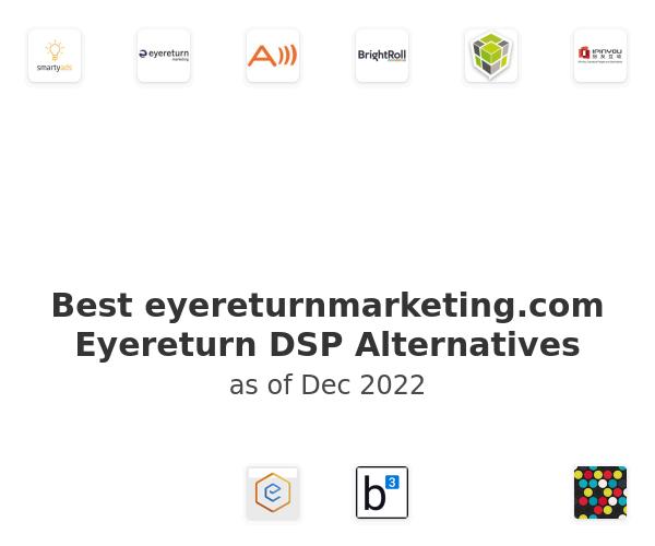 Best Eyereturn DSP Alternatives