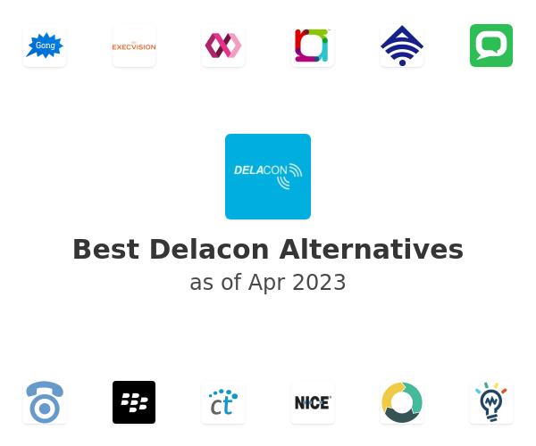 Best Delacon Alternatives