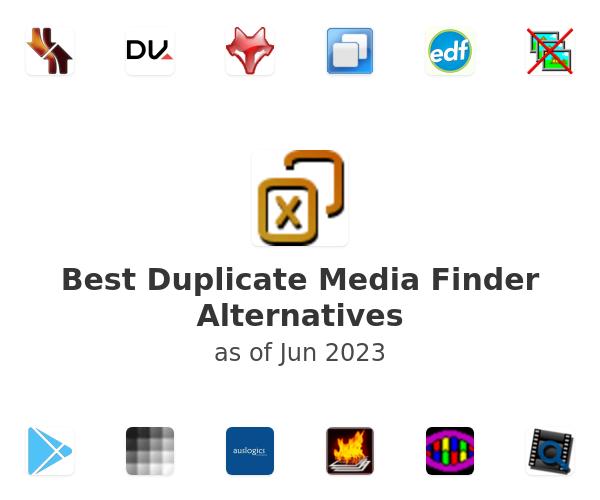 Best Duplicate Media Finder Alternatives