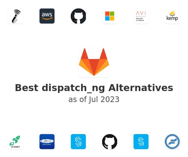 Best dispatch_ng Alternatives