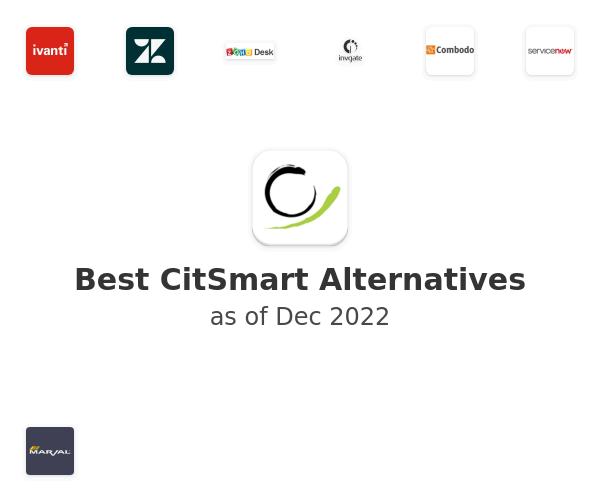 Best CitSmart Alternatives
