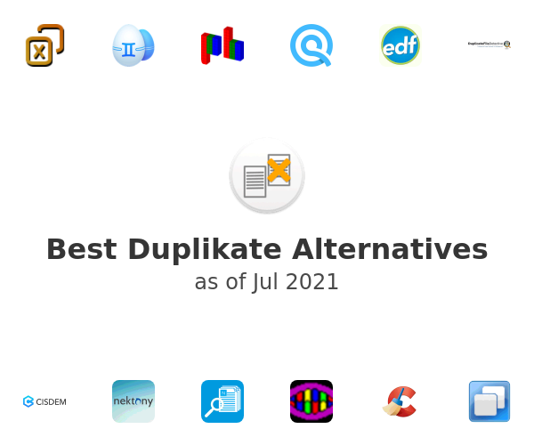 Best Duplikate Alternatives