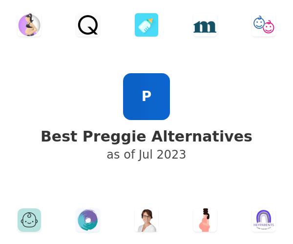 Best Preggie Alternatives