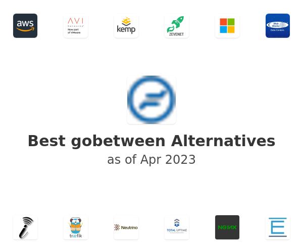 Best gobetween Alternatives