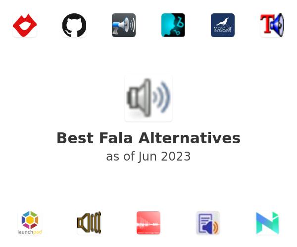 Best Fala Alternatives