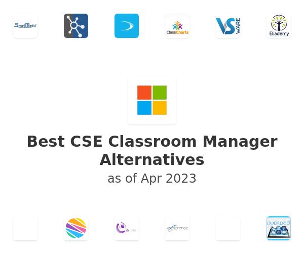 Best CSE Classroom Manager Alternatives