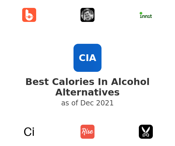 Best Calories In Alcohol Alternatives