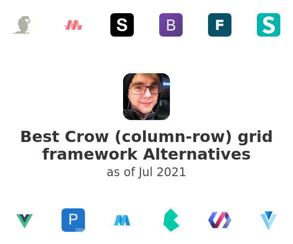 Best Crow (column-row) grid framework Alternatives