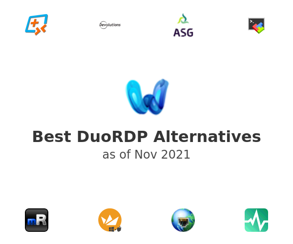 Best DuoRDP Alternatives