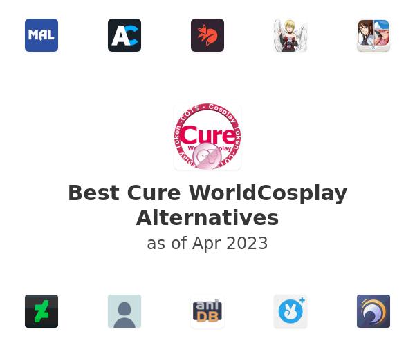 Best Cure WorldCosplay Alternatives