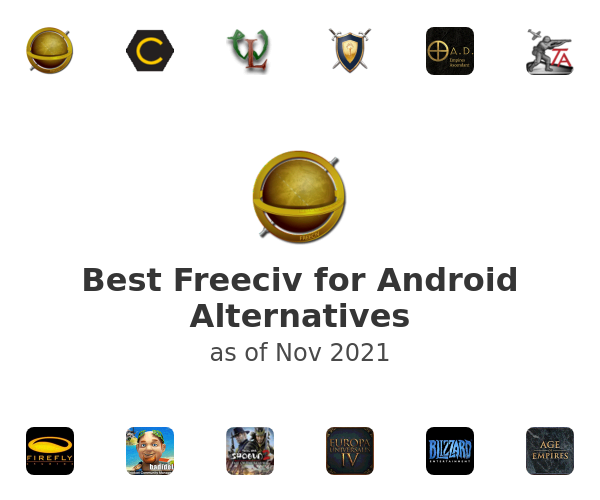 Best Freeciv for Android Alternatives