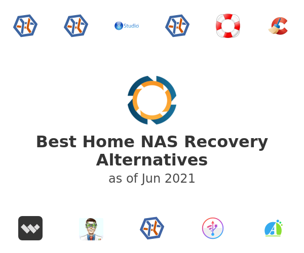 Best Home NAS Recovery Alternatives