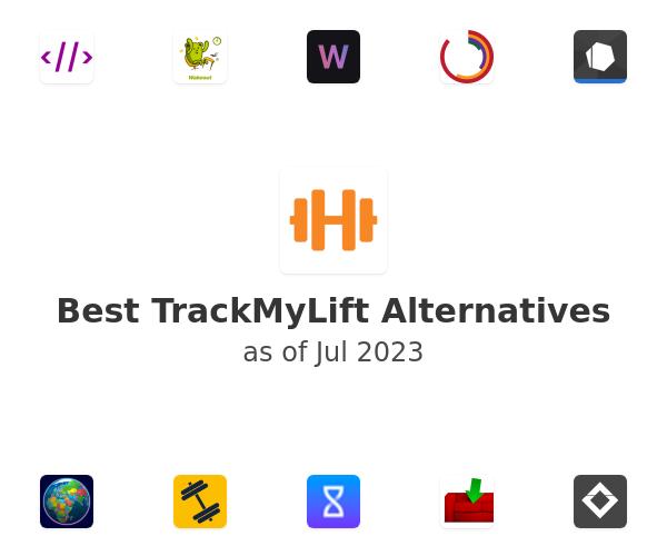 Best TrackMyLift Alternatives