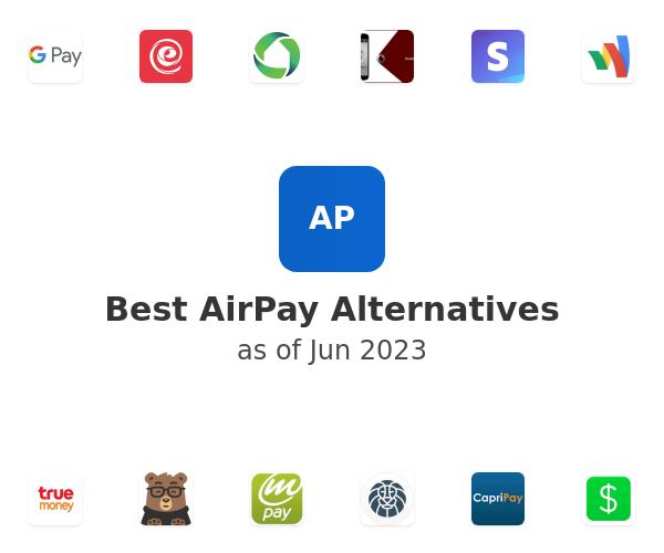 Best AirPay Alternatives
