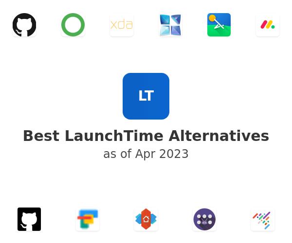 Best LaunchTime Alternatives