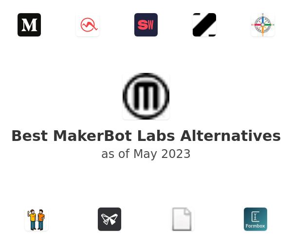 Best MakerBot Labs Alternatives