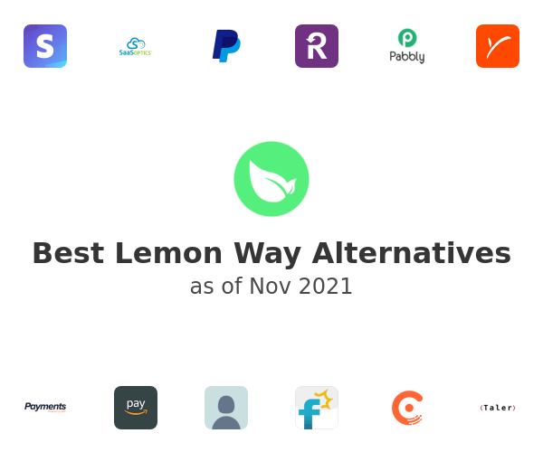 Best Lemon Way Alternatives