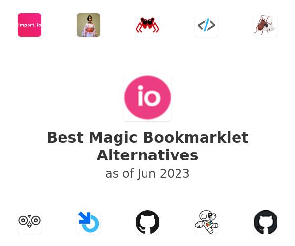 Best Magic Bookmarklet Alternatives
