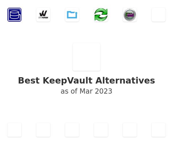 Best KeepVault Alternatives