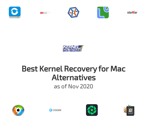 Best Kernel Recovery for Mac Alternatives