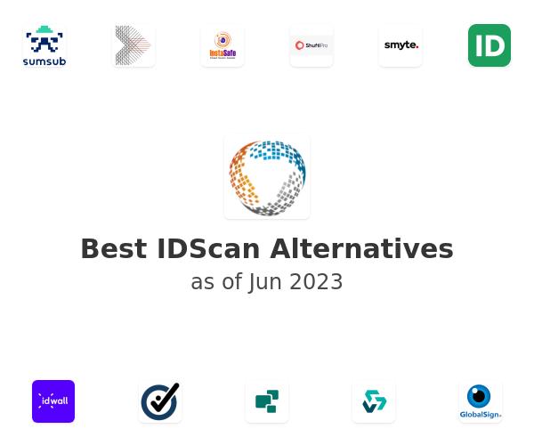 Best IDScan Alternatives
