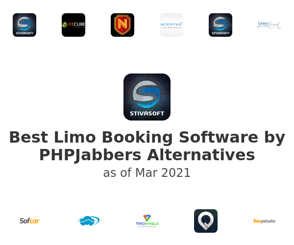Best Limo Booking Software by PHPJabbers Alternatives
