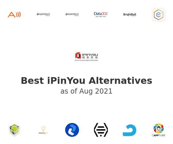 Best iPinYou Alternatives