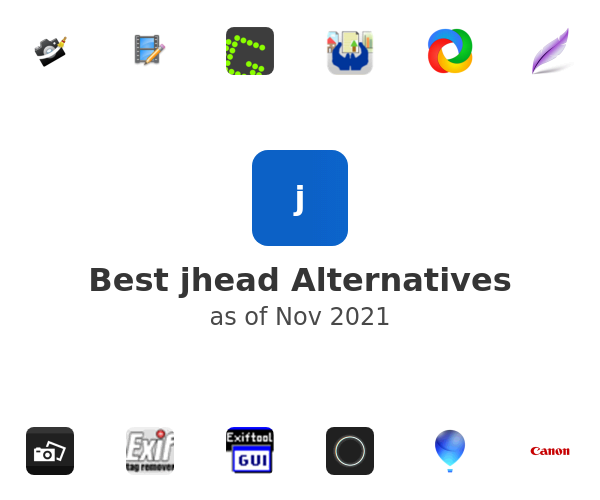 Best jhead Alternatives