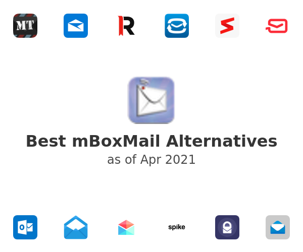 Best mBoxMail Alternatives