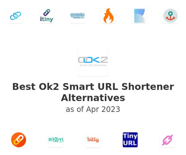 Best Ok2 Smart URL Shortener Alternatives