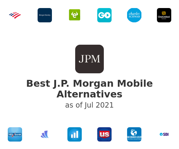 Best J.P. Morgan Mobile Alternatives