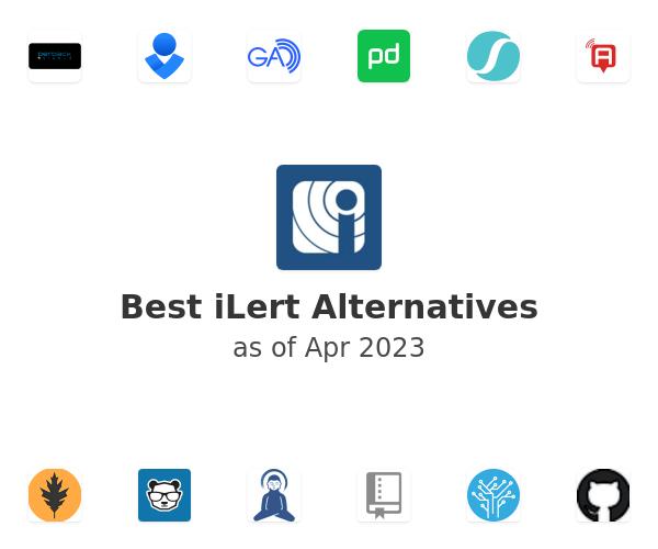 Best iLert Alternatives