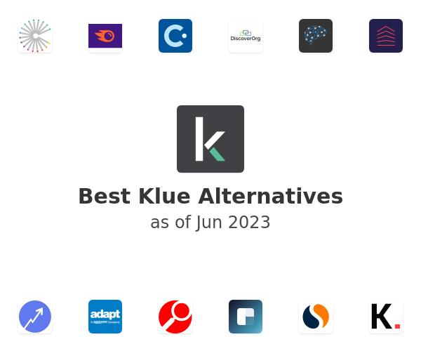 Best Klue Alternatives