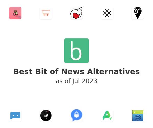 Best Bit of News Alternatives