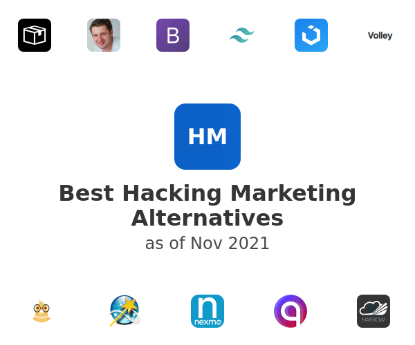 Best Hacking Marketing Alternatives