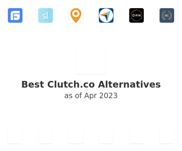Best Clutch.co Alternatives
