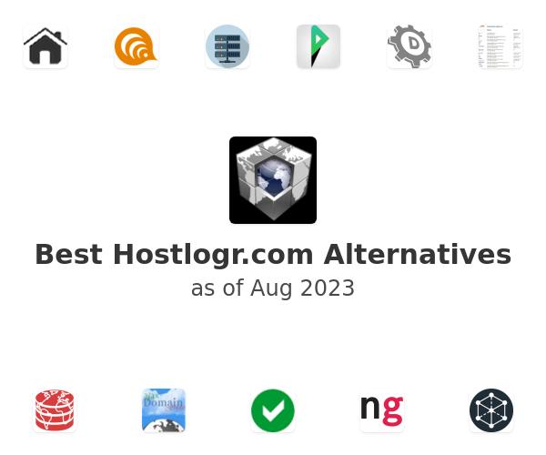 Best Hostlogr.com Alternatives