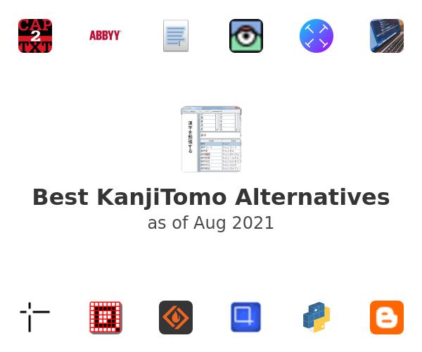 Best KanjiTomo Alternatives