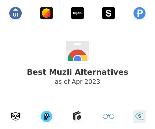 Best Muzli Alternatives