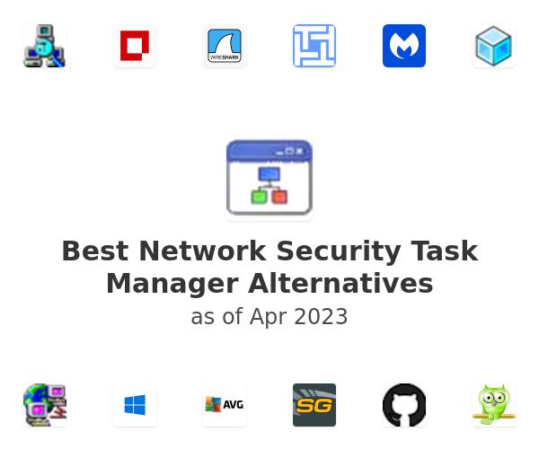 Best Network Security Task Manager Alternatives