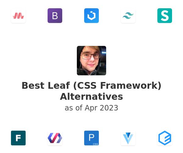 Best Leaf (CSS Framework) Alternatives