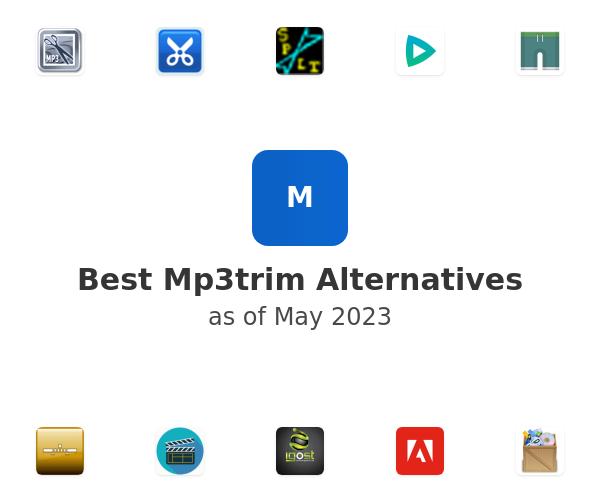 Best Mp3trim Alternatives