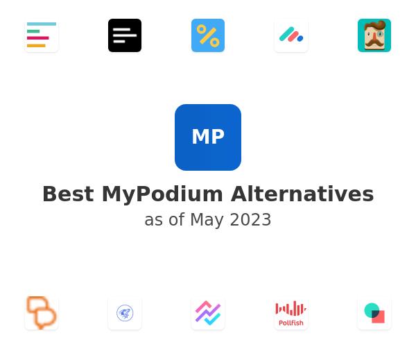 Best MyPodium Alternatives