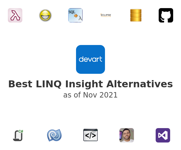 Best LINQ Insight Alternatives