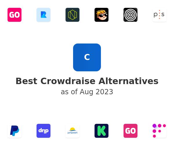 Best Crowdraise Alternatives
