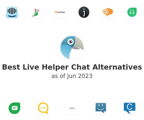 Best Live Helper Chat Alternatives