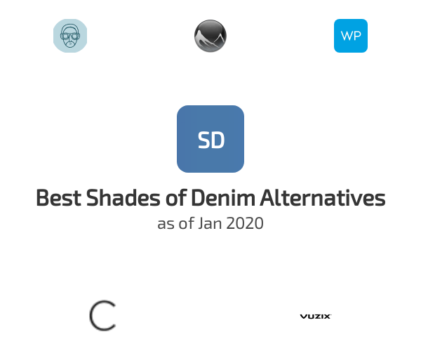 Best Shades of Denim Alternatives