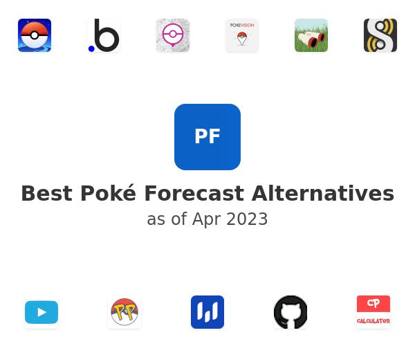 Best Poké Forecast Alternatives