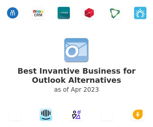 Best Invantive Business for Outlook Alternatives
